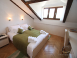 Double Bedroom on 2nd Floor in five star villa in Dubrovnik with pool