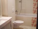 Bathroom in holiday villa with pool in Mirca on Brac Croatia