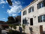 Other view on stone luxury five stars villa in Dubrovnik