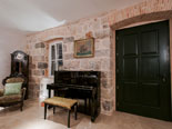 Piano in Dubrovnik rental villa