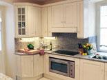 Kitchen in this luxury Dubrovnik vacation villa