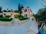 Panoramic photo of this luxury villa at Dubrovnik's doorstep