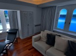 Leisure area in the waterfront luxury villa in Dubrovnik Croatia
