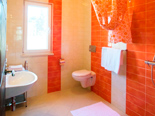Bathroom in 5 star villa on Dalmatia island of Brac in Croatia