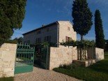 Outside Luxury Istrian Country House