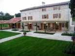 Outside Luxury Istrian Country House Villa