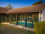 Indoor pool of the Luxury Istrian Country Villa