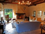 Living room of the Luxury Istrian Country Villa