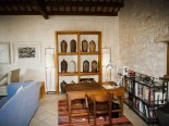 In within the living room of the Luxury Istrian Country Villa
