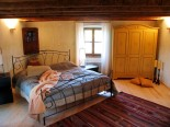 Bedroom in the Luxury Istrian Country Villa