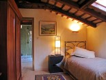 Twin Bedroom in the Luxury Istrian Country Villa