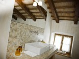 Bathroom in the Luxury Istrian Country Villa