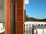 Terrace in luxury villa in Šibenik region
