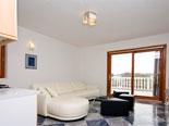 Living room in other apartment in villa near Pirovac in Šibenik region