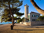 Lighthouse - a five star villa on the island Vir in Zadar region