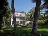 Leisure area in luxury Dalmatian villa in Split Croatia