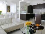 Kitchen area in luxury Dalmatian villa in Split Croatia