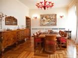 Dining in luxury Dalmatian villa in Split Croatia