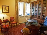 Office in luxury Dalmatian villa in Split Croatia