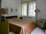 Bedroom in luxury Dalmatian villa in Split Croatia