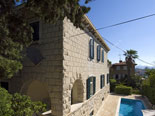 Luxury Croatian villa with swimming pool in Split city center