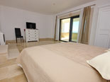 East bedroom on the first floor of the Korcula villa for rent