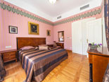 Bedroom in vintage villa in Sinj in Dalmatia hinterland