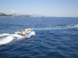 Zodiak Medline III - speedboat RIB rental with skipper in Dubrovnik region