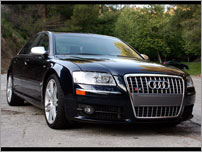 Croatia Luxury Car Rental - Audi S8