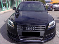 Croatia Luxury Car Rental - Audi Q7 3.0/4.2 TDI S-Line