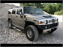 Croatia Luxury Car Rental - Hummer H2