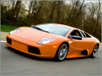 Croatia Luxury Car Rental - Lamborghini LP640