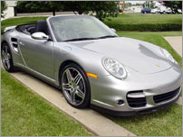 Croatia Luxury Car Rental - Porsche 911 (997) Tiptronic Cabrio