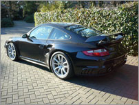 Croatia Luxury Car Rental - Porsche 911 (997) GT2