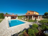 Istrian Villa with pool near Labin and Rabac