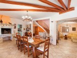 Dining Room - High quality villa with pool in Istria near Labin and Rabac