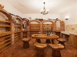 Wine cellar - High quality villa with pool in Istria near Labin and Rabac