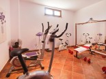 Fitness - High quality villa with pool in Istria near Labin and Rabac