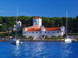 Luxury Seafront Heritage Castle on the island of Solta