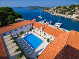 Luxury Seafront Castle - Heritage Hotel on the island of Solta