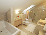 Each bedroom has an en-suite bathroom