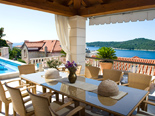 With its stunning view at the island of Lokrum and the city walls of Dubrovnik, the terrace is perfect for receptions and special events.