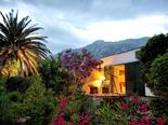 Luxury Beachfront Villa on Peljesac by night