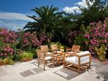 Luxury Beachfront Villa on Peljesac - Terrace leisure