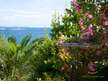 Luxury Beachfront Villa on Peljesac - The view from bedroom