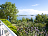 Luxury Beachfront Villa on Peljesac - Mediterranean garden