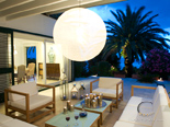 Luxury Beachfront Villa on Peljesac -  Outdoor living - in style
