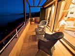 Top Floor terrace views