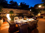 BBQ terrace dining al fresco