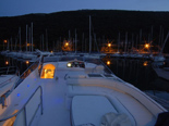 Luxury motor boat rental in Dubrovnik Croatia